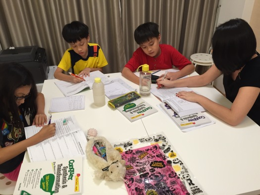 Punggol Tuition with eduKate Punggol Prive Primary English Math Science