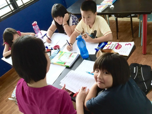 edukate primary english tuition Punggol Tuition English Mathematics Science Tutor Small group Female