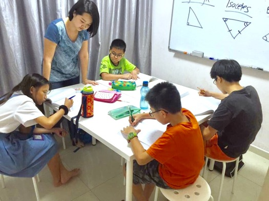 Small Group Tutor Punggol English Mathematics Science Tuition