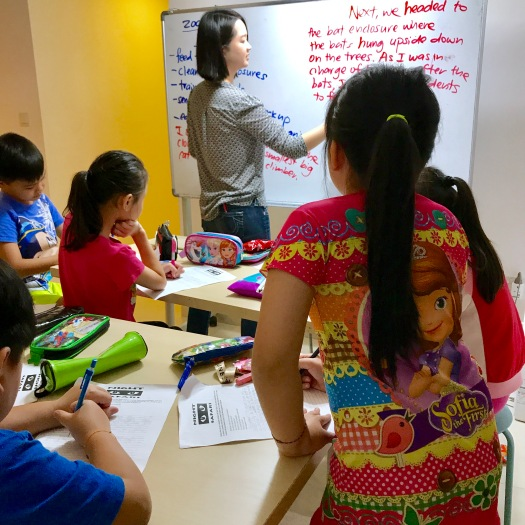 Bukit Timah English Creative Writing Primary Pri 1,2,3,4,5,6 PSLE MOE Syllabus Small Group Tuition with qualified tutors