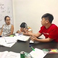 Our Yishun Tuition Centre teaches from scratch, even to the point of explaining the derivation of formulas to make sure students are well aligned to their studies in university.