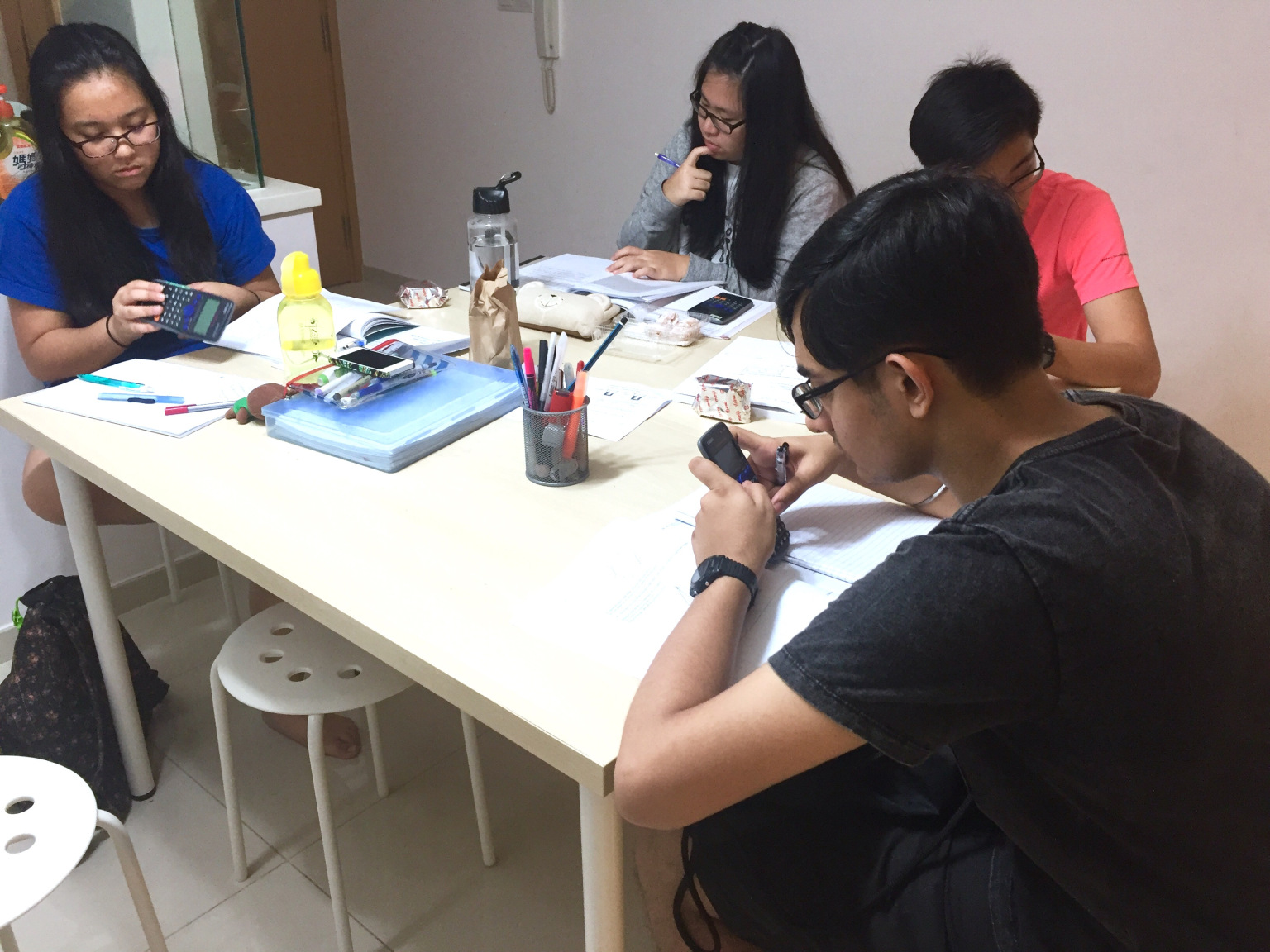 Punggol A Math Tuition Small Group