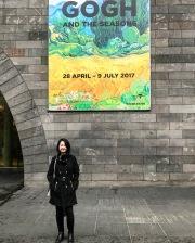 Van Gogh, NVG, Melbourne CBD, Australia