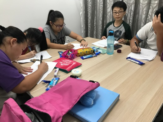 Sengkang Tuition For Science Primary Small Group Tuition