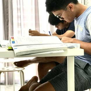 Students are all in for the GCE O level A Maths examinations. Preparations are afoot and most importantly to cover all bases, batten the hatches and prepare for the impending storm